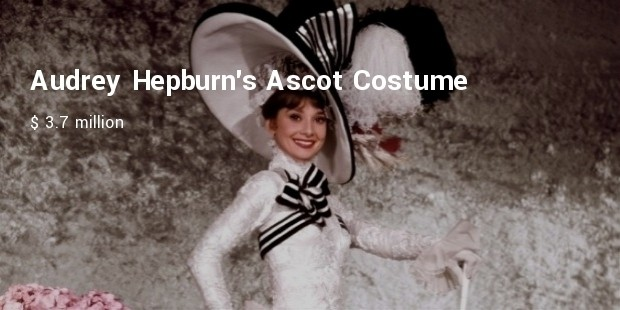 audrey hepburns ascot costume