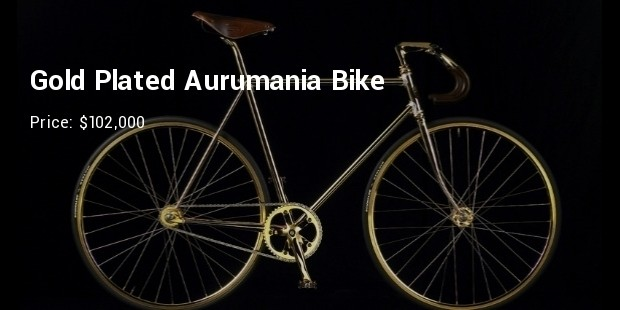 aurumania gold bike crystal edition in full