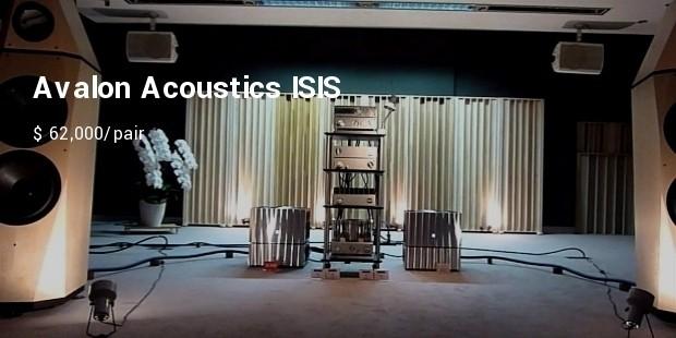 avalon acoustics isis