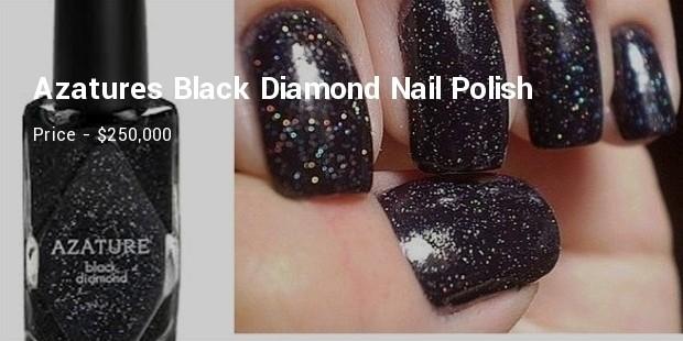 azatures black diamond nail polish