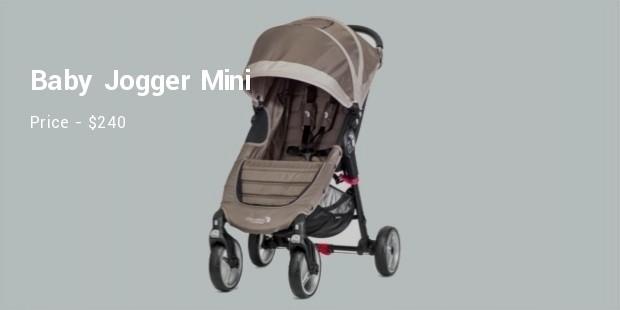 baby jogger mini
