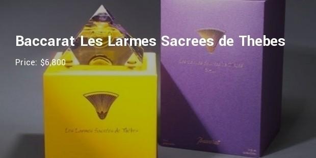 baccarat les larmes sacrees de thebes   $6,800