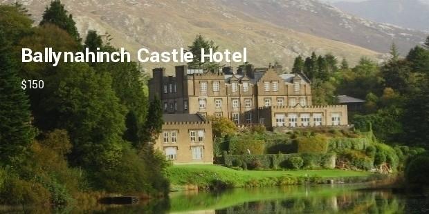 ballynahinch castle hotel cashel