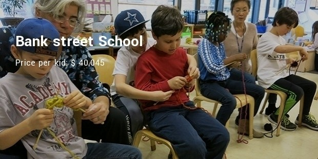 bank street school