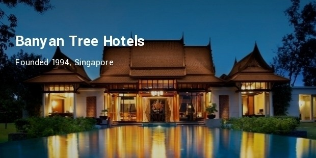 banyan tree hotels