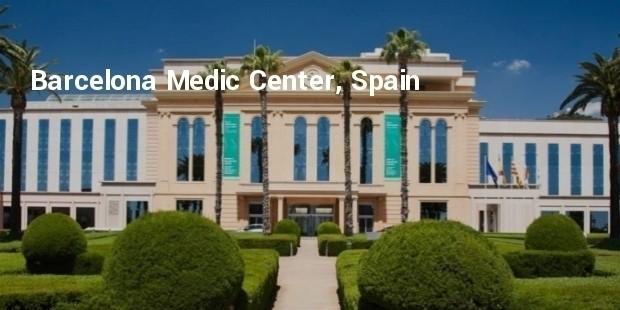 barcelona medic center, spain