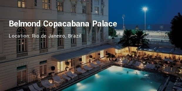 belmond copacabana brazil