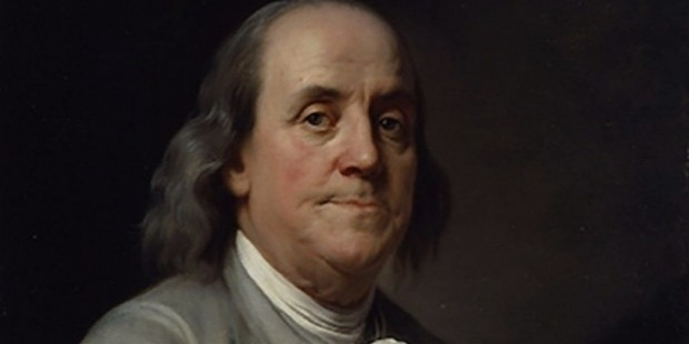 benjamin franklin wake up time
