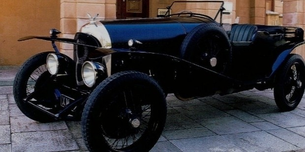bentley car first model