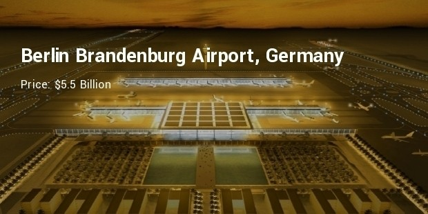 berlin brandenburg airport, germany