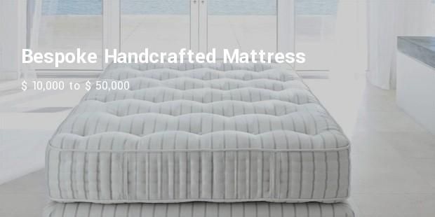 bespoke handcrafted mattress