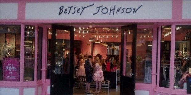 betsey johnson fashion company