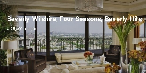 beverly wilshire, four seasons, beverly hills