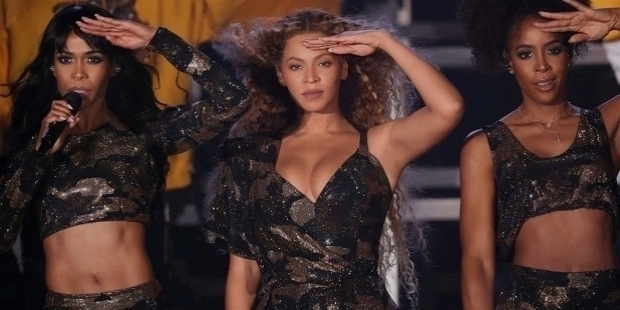 beyonce s second coachella performance