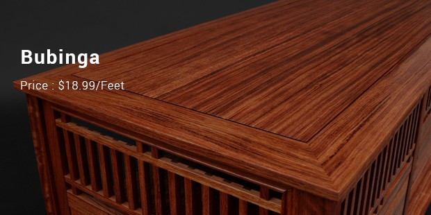 10 Most Expensive Priced Wood List Successstory