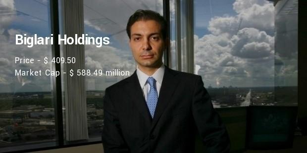 biglari holdings