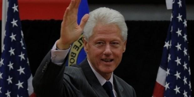bill clinton as president