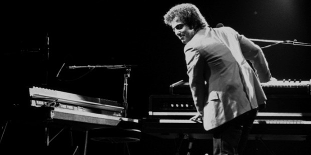 billy joel performs during his 1980