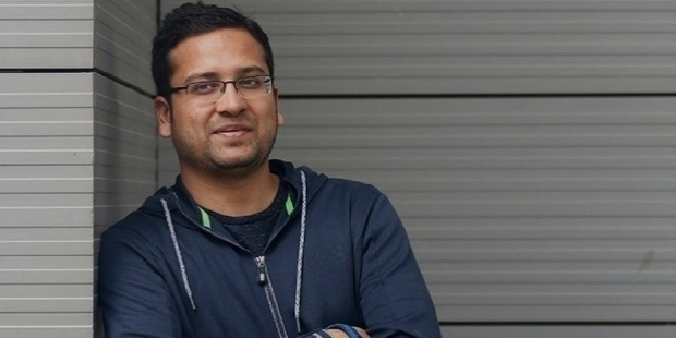 Binny and Sachin launched Flipkart