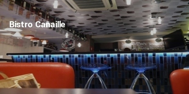 bistro canaille