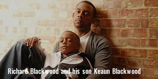 black wood son