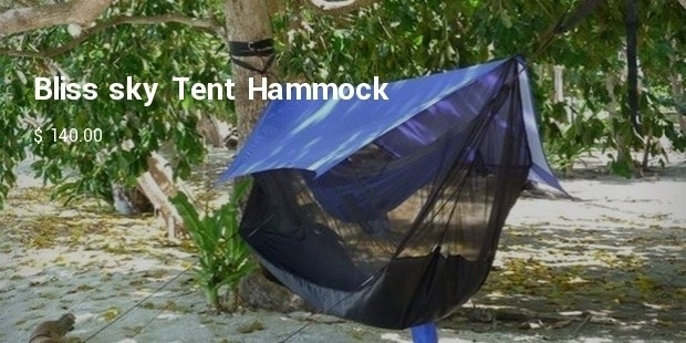 bliss sky tent hammock