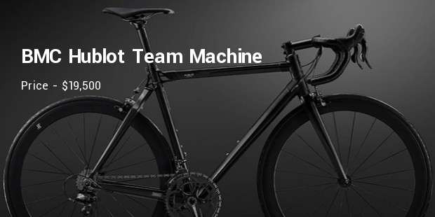 bmc hublot team machine