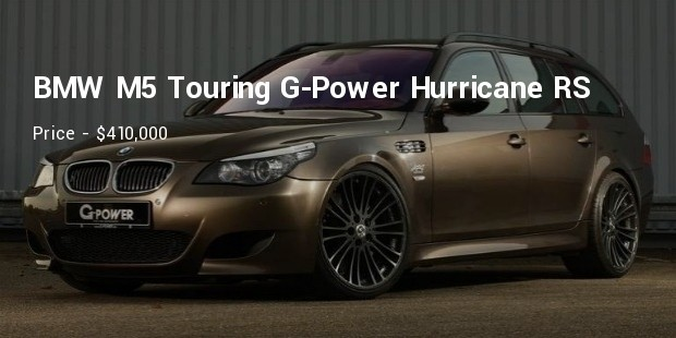 BMW M5 Touring G-Power Hurricane RS