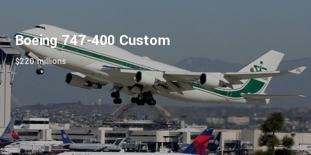 boeing 747 400 custom