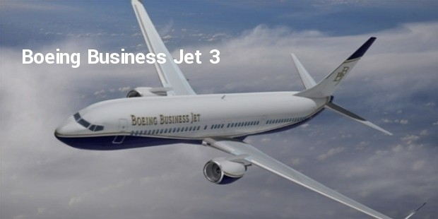 boeing business jet 3