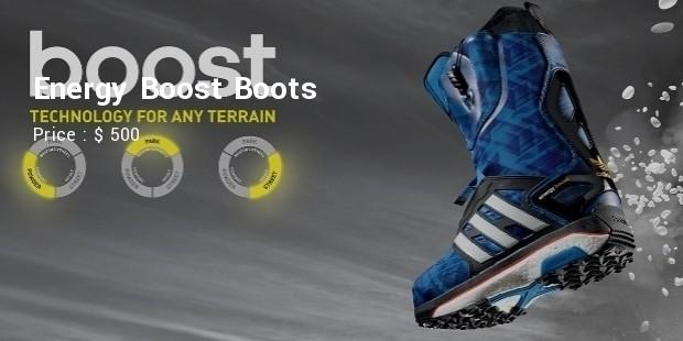 boost shoe