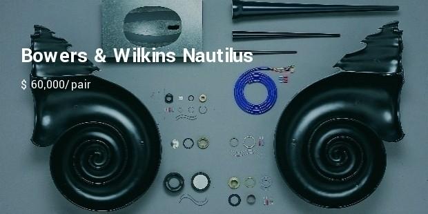 bowers   wilkins nautilus