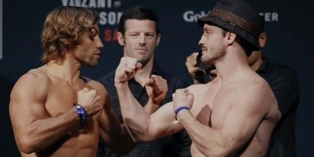 brad pickett vs urijah faber