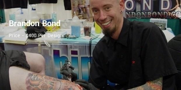 brandon bond