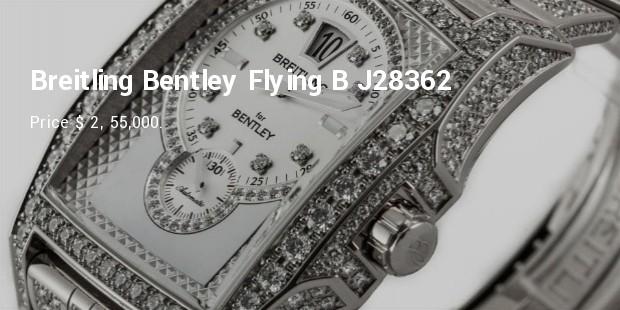 breitling bentley flying b j28362