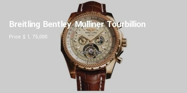 breitling bentley mulliner tourbillion
