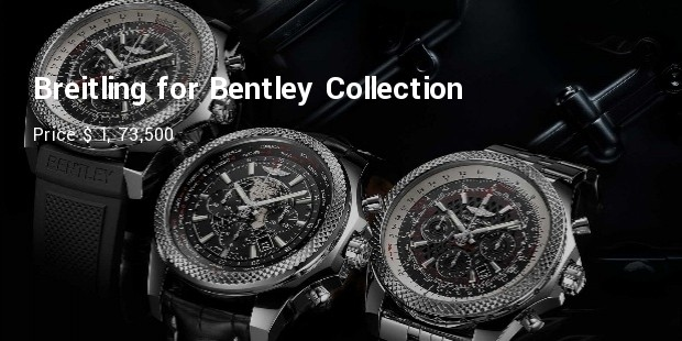 breitling for bentley collection