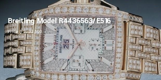 breitling model r4436563