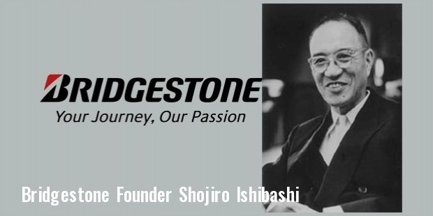 bridgestone founder