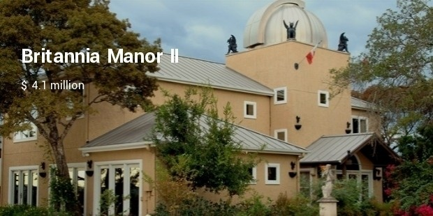 britannia manor ii