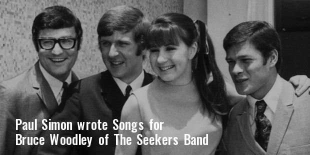 bruce woodley of the seekers