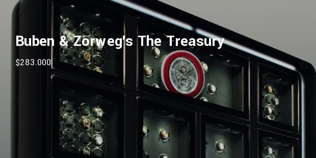 buben   zorweg the treasury