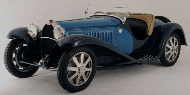 bugatti type 55 roadster of 1932