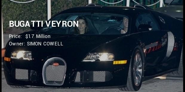 bugatti veyron simon cowell