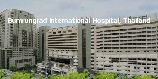 bumrungrad international hospital, thailand