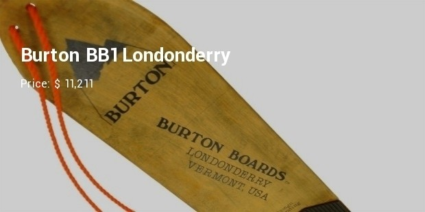 burton bb1 londonderry