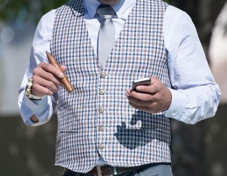 businessman fashion man person