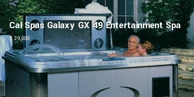 10 Most Expensive Hot Tubs Successstory