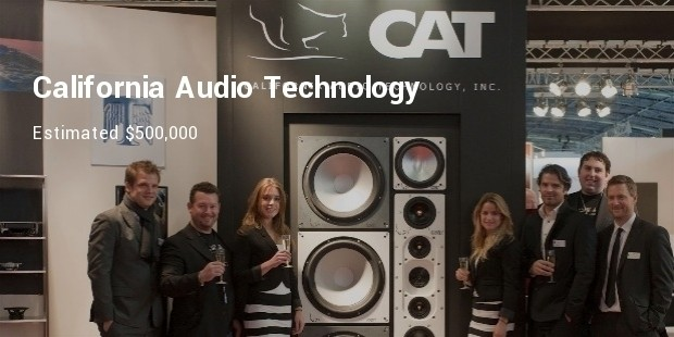 california audio technology  cat  mba