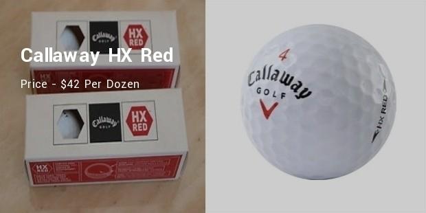 callaway hx red